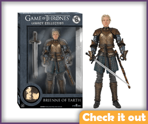 Brienne of Tarth Figure.