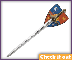 Brienne of Tarth Oathkeeper Sword.