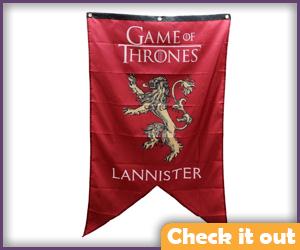Lannister Banner.