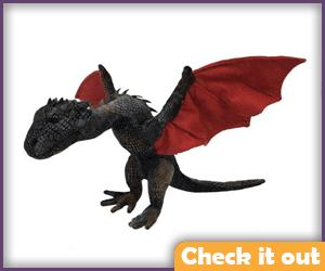 Plush Dragon.