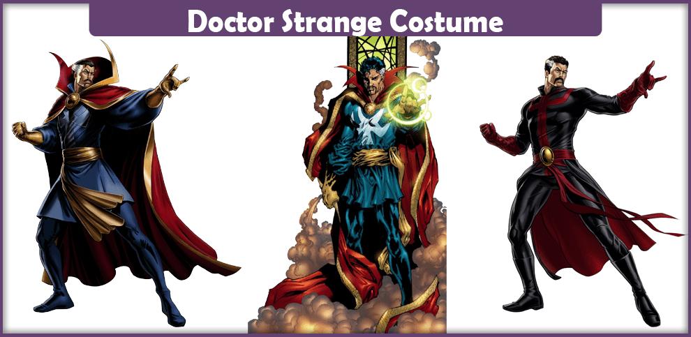 Doctor Strange Costume – A DIY Guide