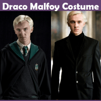 Draco Malfoy Costume - A DIY Guide