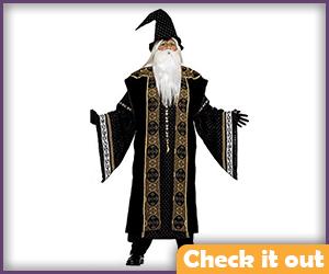 Dumbledore Costume Deluxe Robes.