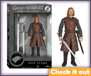 Ned Stark Figure.