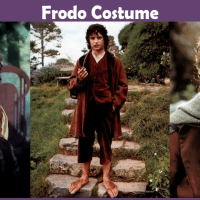 Frodo Costume - A DIY Guide