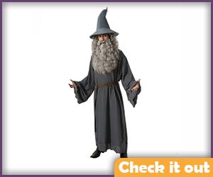 Gandalf Costume Set.