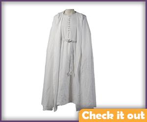 Gandalf the White Robes.