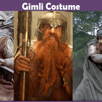 Gimli Costume - A DIY Guide