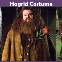 Hagrid Costume - A DIY Guide
