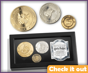 Gringotts Coin Collection.