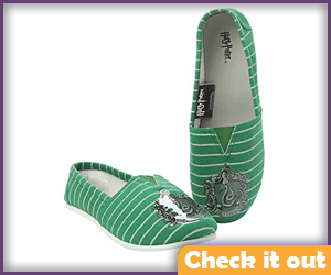 Slytherin Shoes.