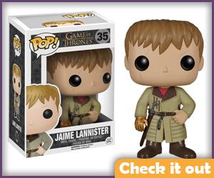 Jaime Lannister Funko.