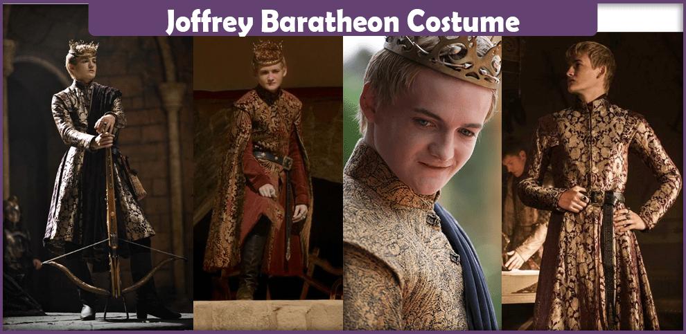 Joffrey Baratheon Costume