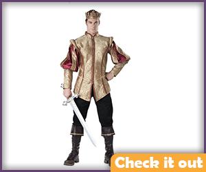 Joffrey Costume Set.