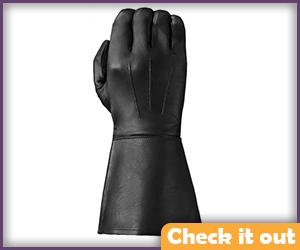 Jon Snow Costume Gloves.