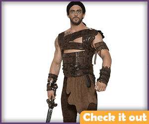Khal Drogo Costume Set.