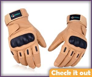 Cuff Gloves.