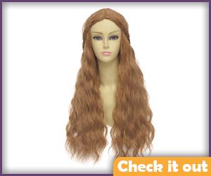 Margaery Tyrell Costume Wig.