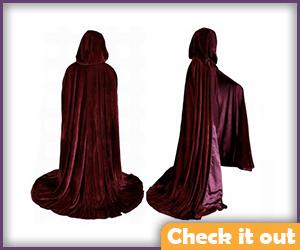 Melisandre Costume Cape.