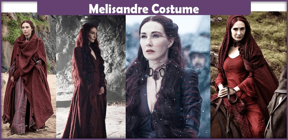 Melisandre Costume