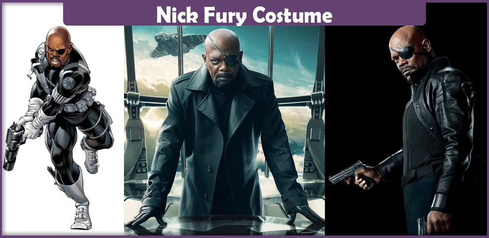 Nick Fury Costume – A DIY Guide