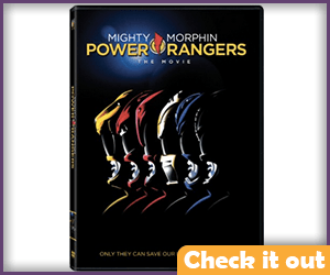 Mighty Morphin Power Rangers The Movie.