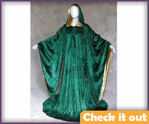 Green Robes.