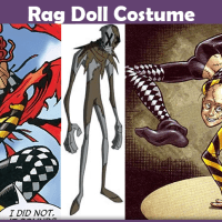 Rag Doll Costume - A DIY Guide