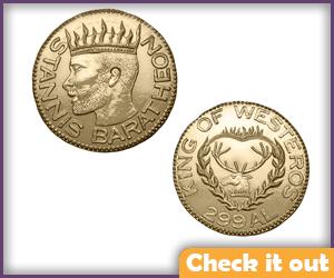 Stannis Baratheon Coin.