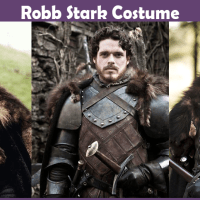 Robb Stark Costume - A DIY Guide