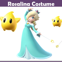 Rosalina Costume - A DIY Guide