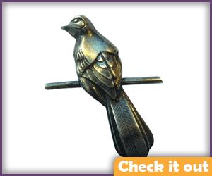 Littlefinger Mockingbird Pin.