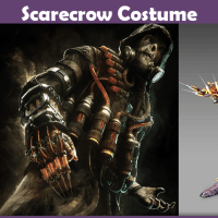 Scarecrow Costume - A DIY Guide