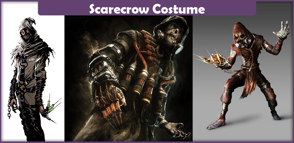 Scarecrow Costume – A DIY Guide