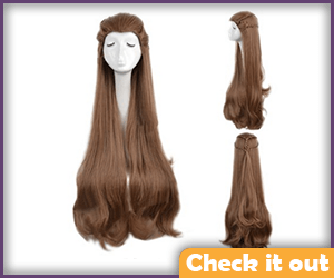 Tauriel Costume Wig.