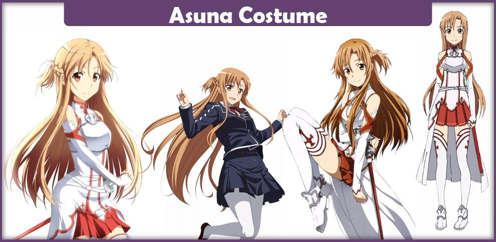 Asuna Costume – A DIY Guide