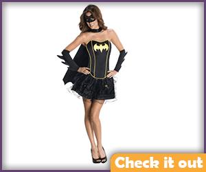 Batgirl Women's Set.