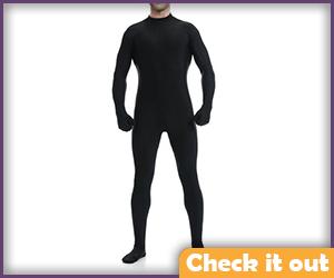 Black Bodysuit Men.