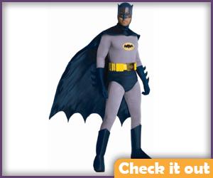 Batman Costume 1966 Set.