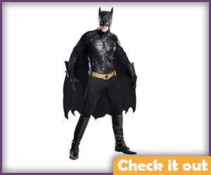 The Dark Knight Rises Black Set.