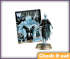 Killer Frost Chess Pawn.