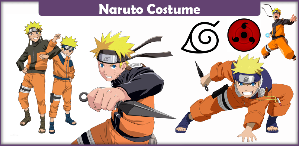 Naruto Costume – A DIY Guide