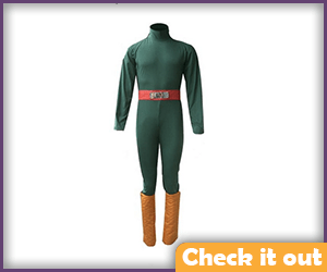 Rock Lee Costume First Generation.
