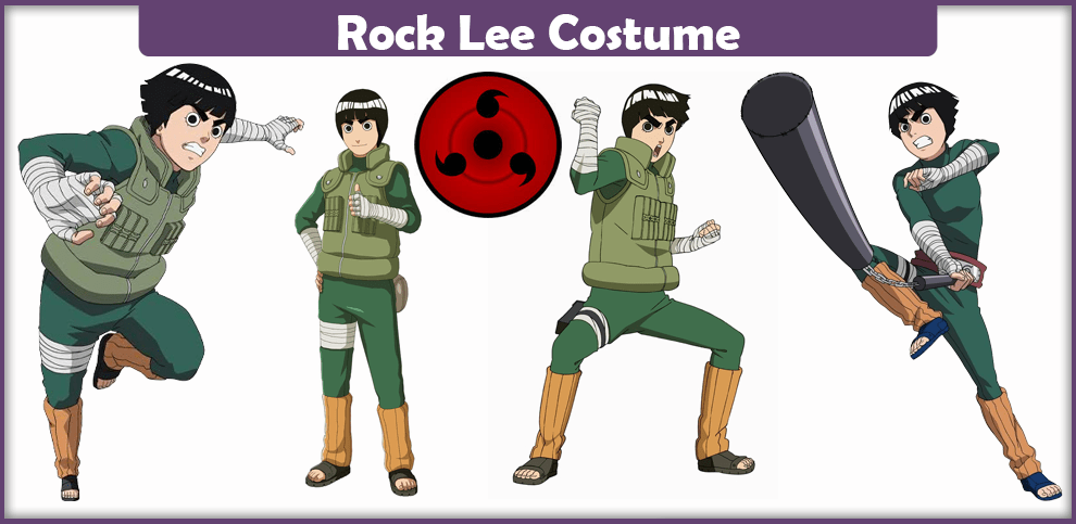 Rock Lee Costume – A DIY Guide