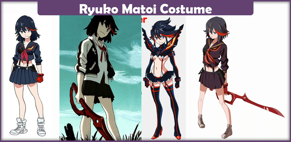 Ryuko Matoi Costume – A DIY Guide