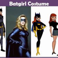 Batgirl Costume - A DIY Guide
