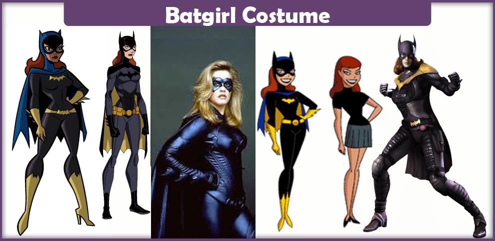Batgirl Costume.