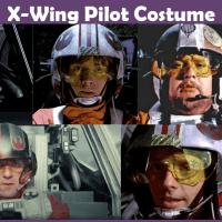 X-Wing Pilot Costume - A DIY Guide