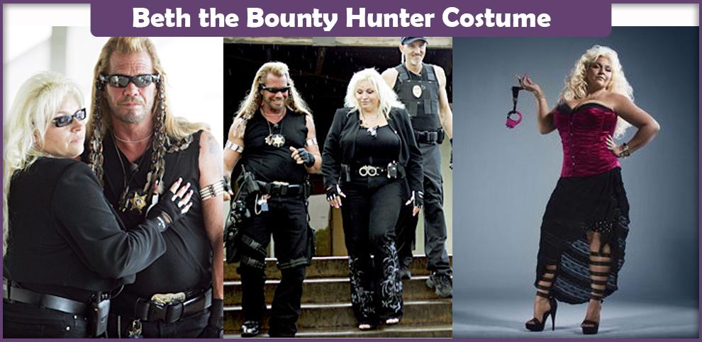 Beth the Bounty Hunter Costume – A DIY Guide