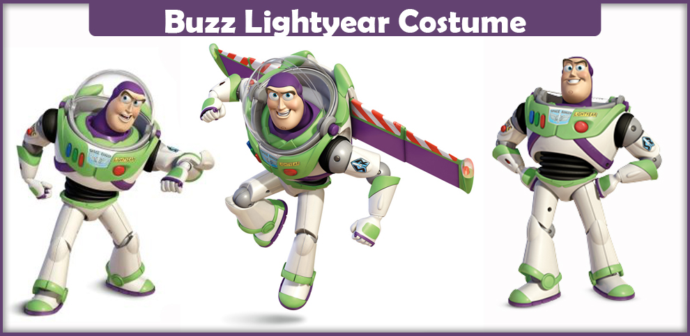 Buzz Lightyear Costume – A DIY Guide